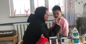 晓霞聋儿培训中心视频